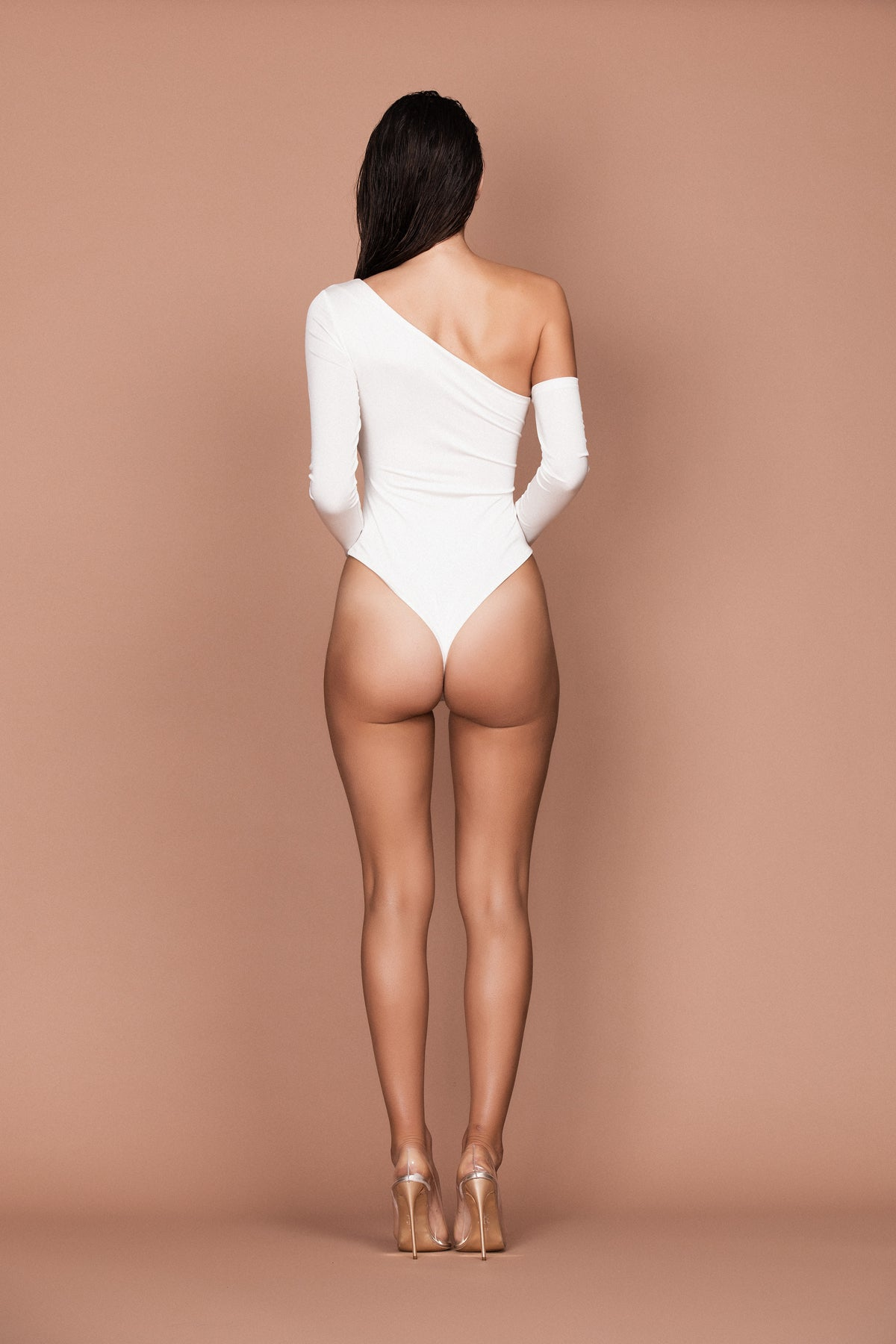 Jest Bodysuit (white) zoomed