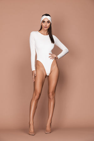 Snob Bodysuit (white)