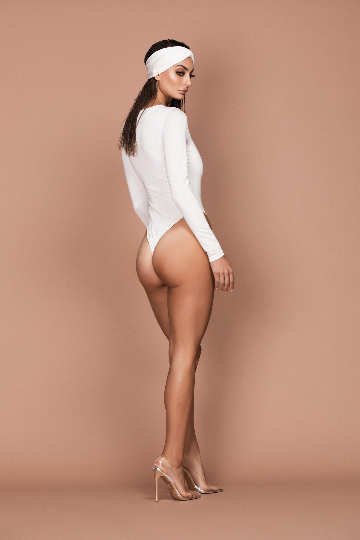 Snob Bodysuit (white) zoomed
