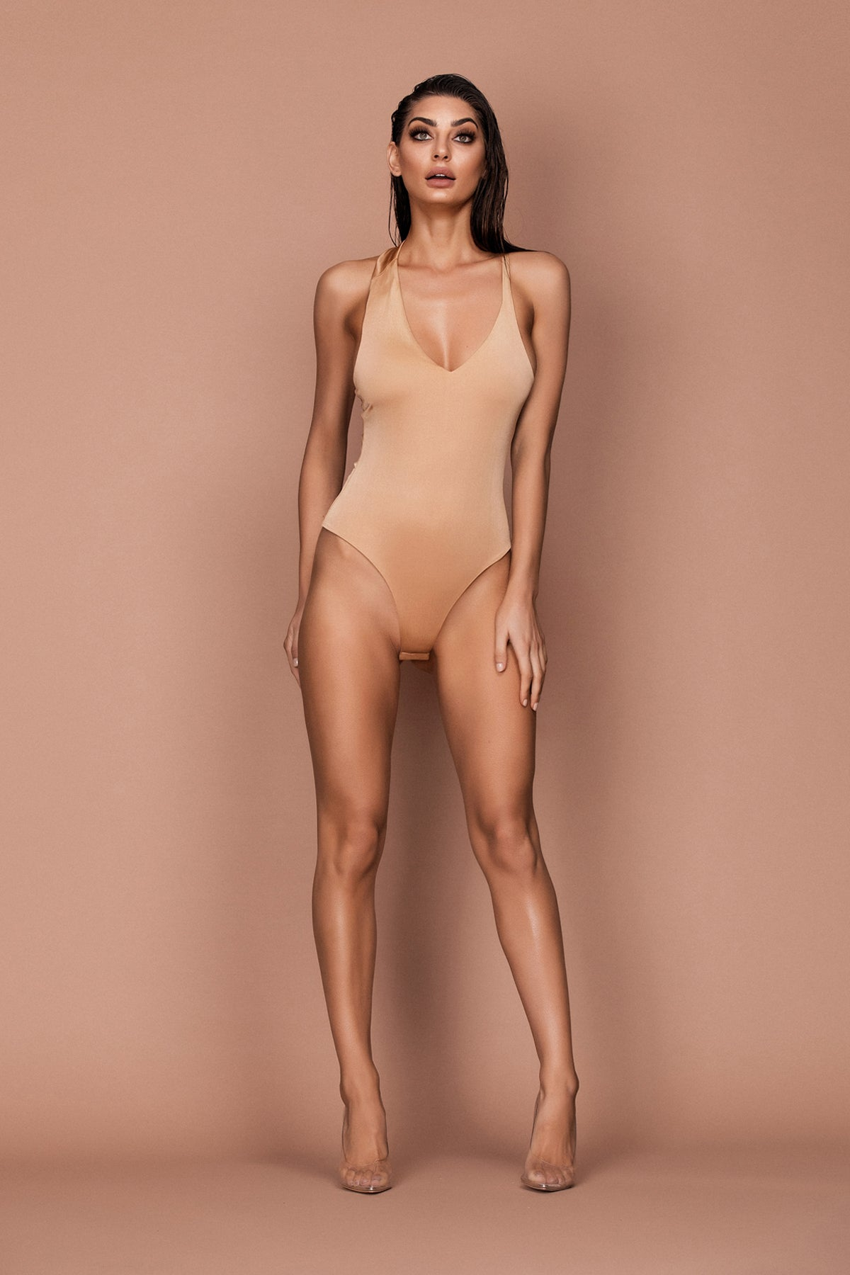Minx Bodysuit (gold) zoomed