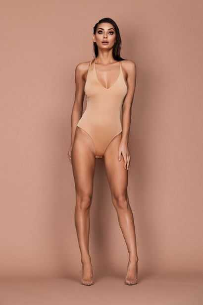 Minx Bodysuit (gold)
