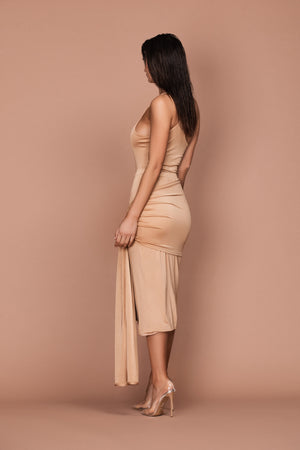 Kennedy Skirt (gold)
