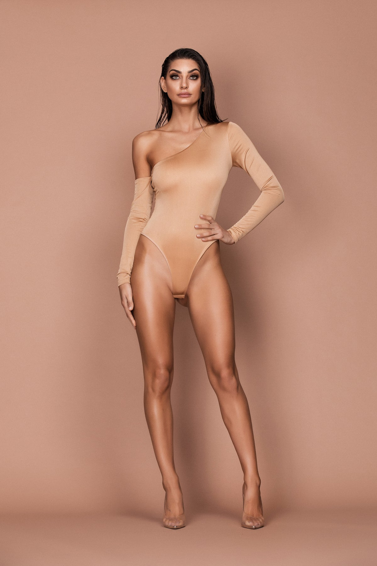 Jest Bodysuit (gold) zoomed