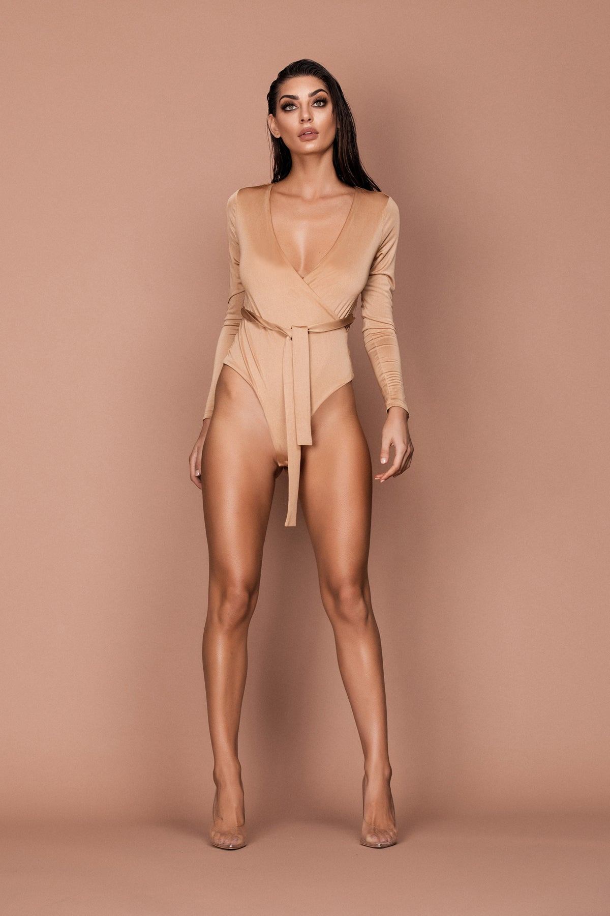 Smolder Bodysuit (gold) zoomed