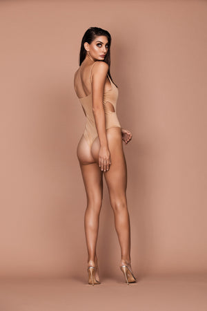 Hush Bodysuit (gold)