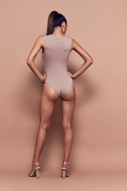 Tempt Bodysuit (slate)