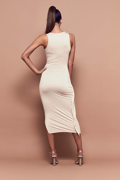 Ios Dress (nude)