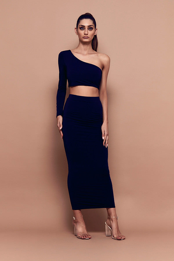 Silhouette Skirt (black) zoomed