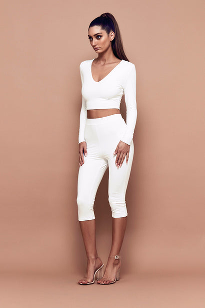 Low-Key Leggings (white)