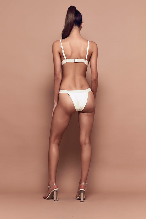 Signature Bikini Bottoms (bone) zoomed
