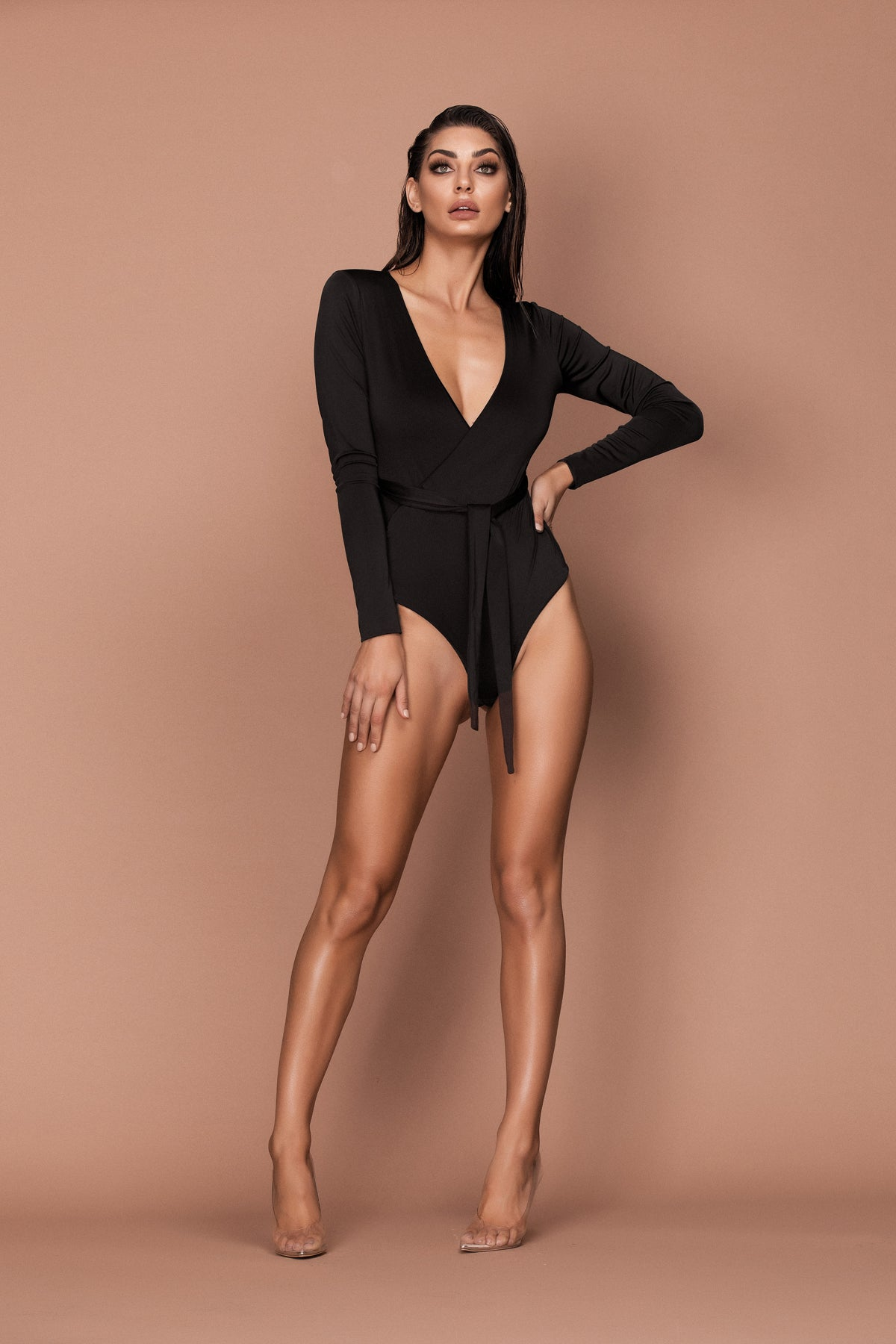 Smolder Bodysuit (black) zoomed