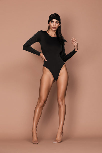 Snob Bodysuit (black)