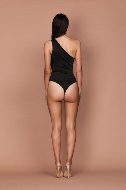 Frame Bodysuit (black)