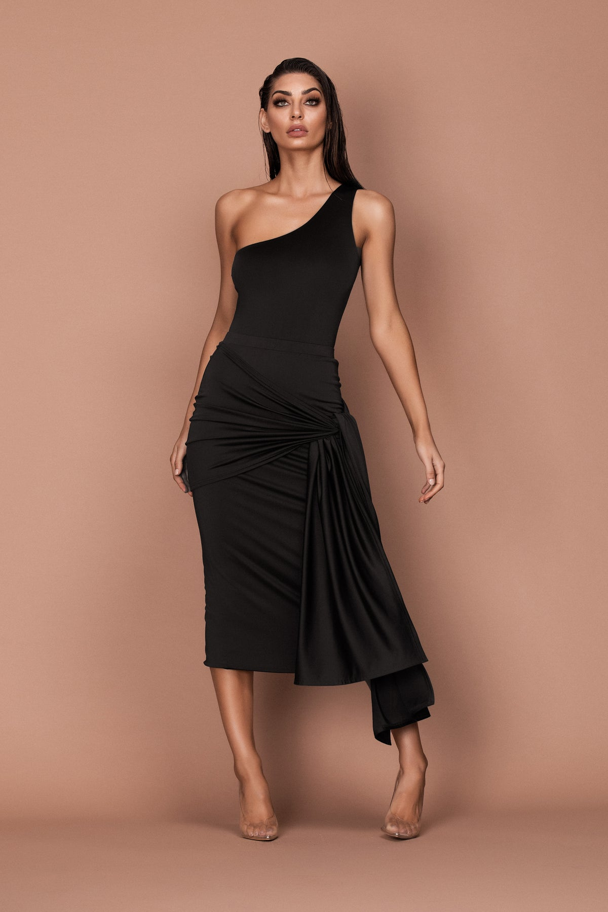 Kennedy Skirt (black) zoomed