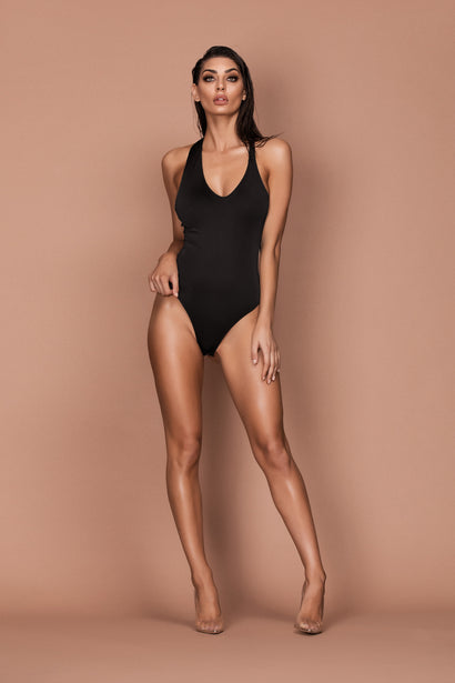 Minx Bodysuit (black)