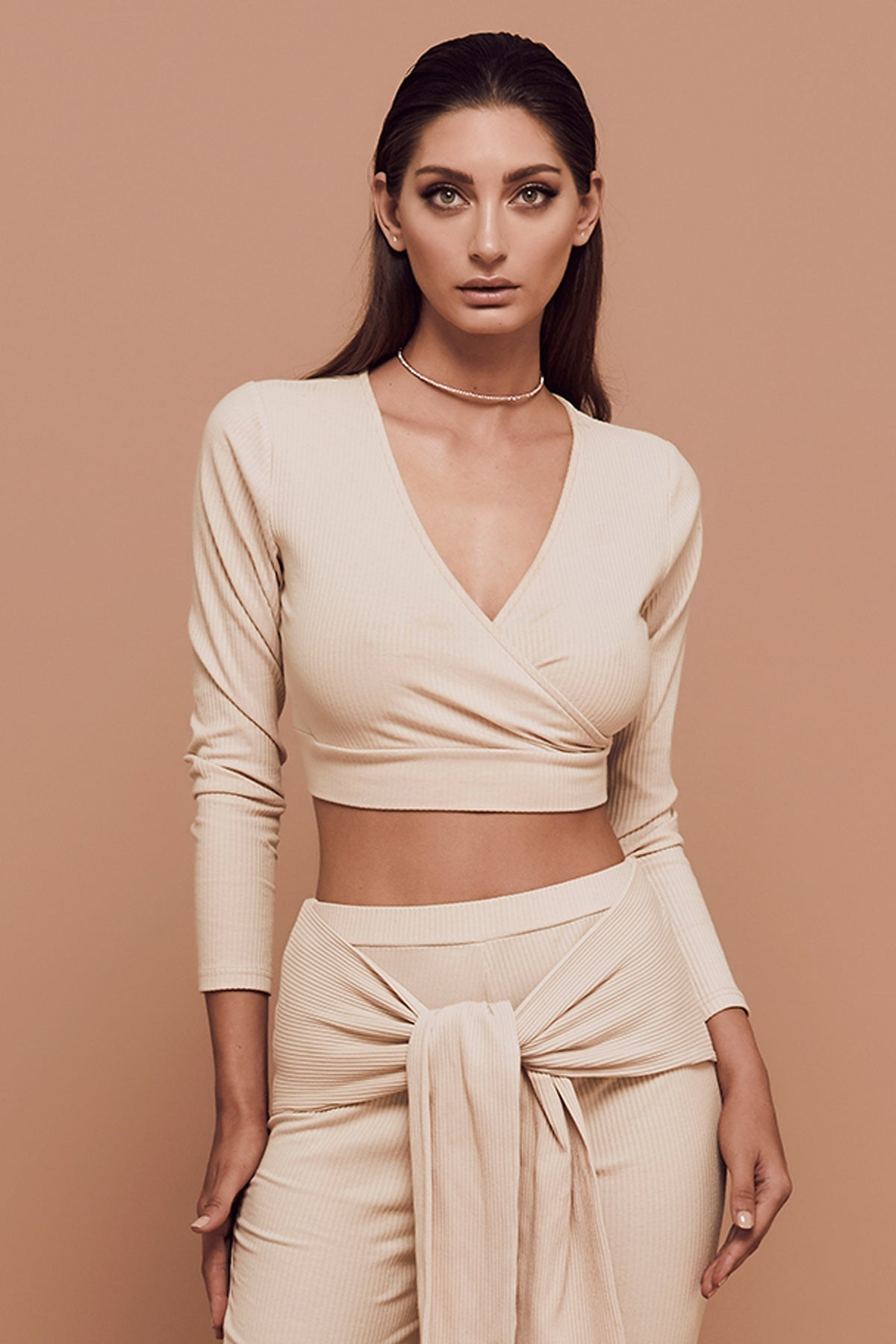 Vibes Top (nude) zoomed