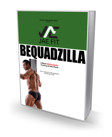 BE QUADZILLA