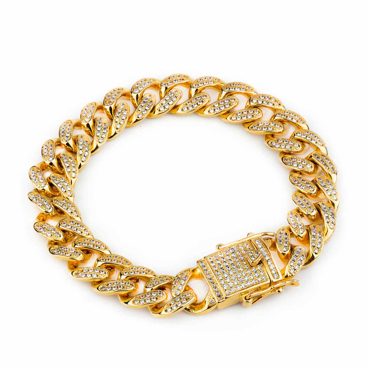 Golden Ice Chain (10mm)