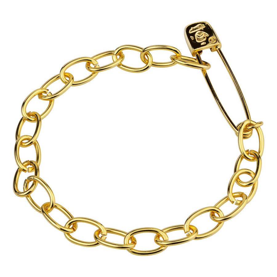 Golden Pin Chain