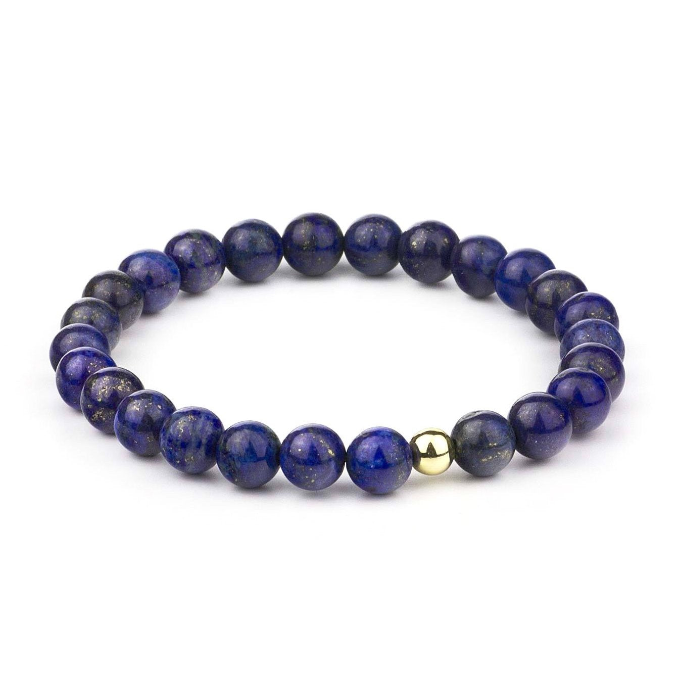Precious Power Stone Beaded Bracelet