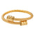 Golden Rope Round Bracelet
