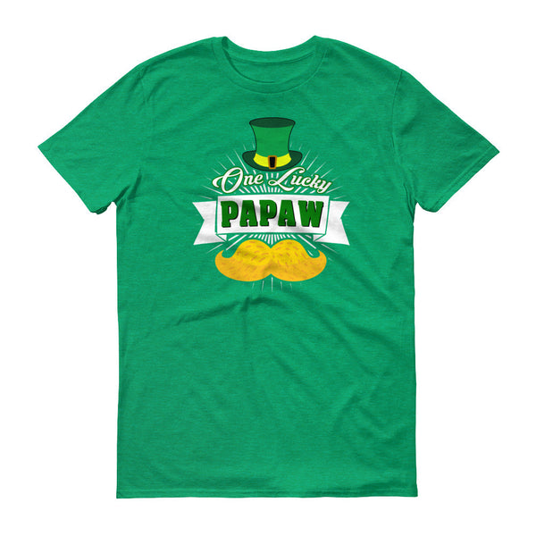 St Patrick's Day One Lucky Papaw T-Shirt
