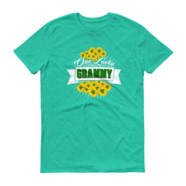 Women's Fit - St Patrick's Day One Lucky Grammy T-Shirt