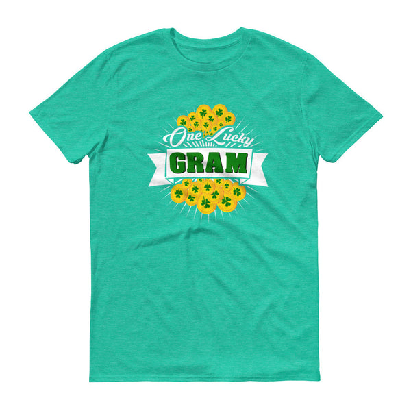 Women's Fit - St Patrick's Day One Lucky Gram T-Shirt