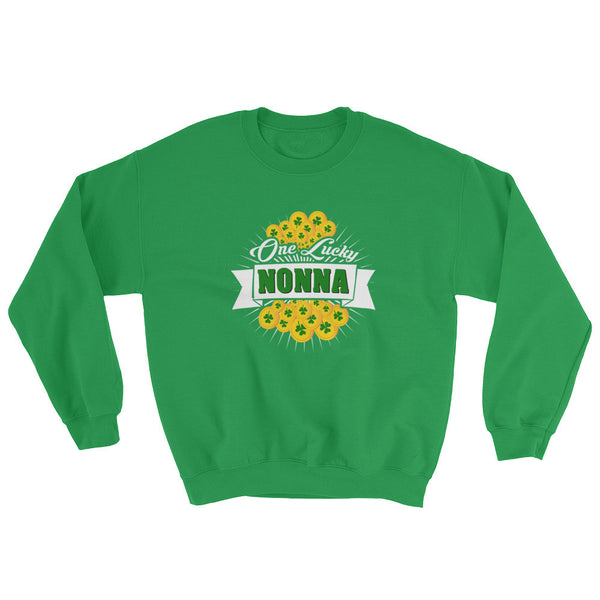 St Patrick's Day One Lucky Nonna Sweatshirt