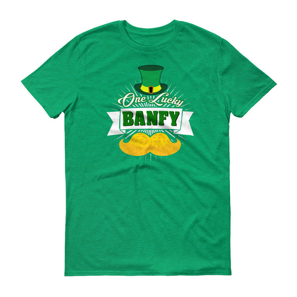St Patrick's Day One Lucky Banfy T-Shirt