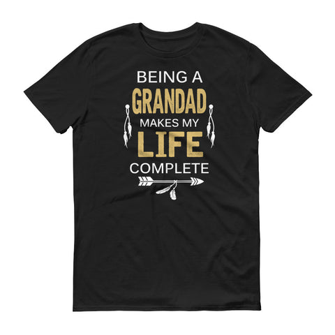 Being a Grandad Makes My Life Complete T-Shirt