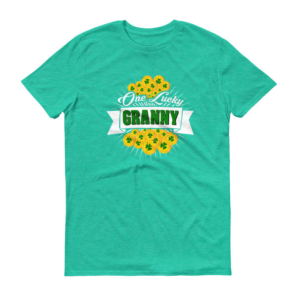 Women's Fit - St Patrick's Day One Lucky Granny T-Shirt