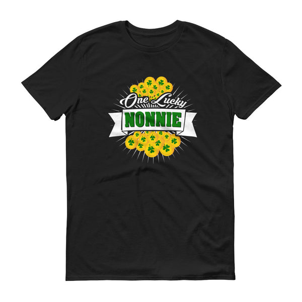 Women's Fit - St Patrick's Day One Lucky Nonnie T-Shirt