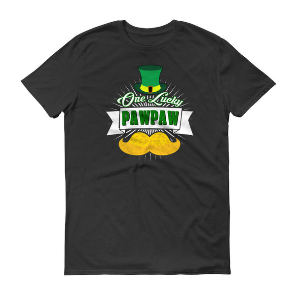 St Patrick's Day One Lucky Pawpaw T-Shirt