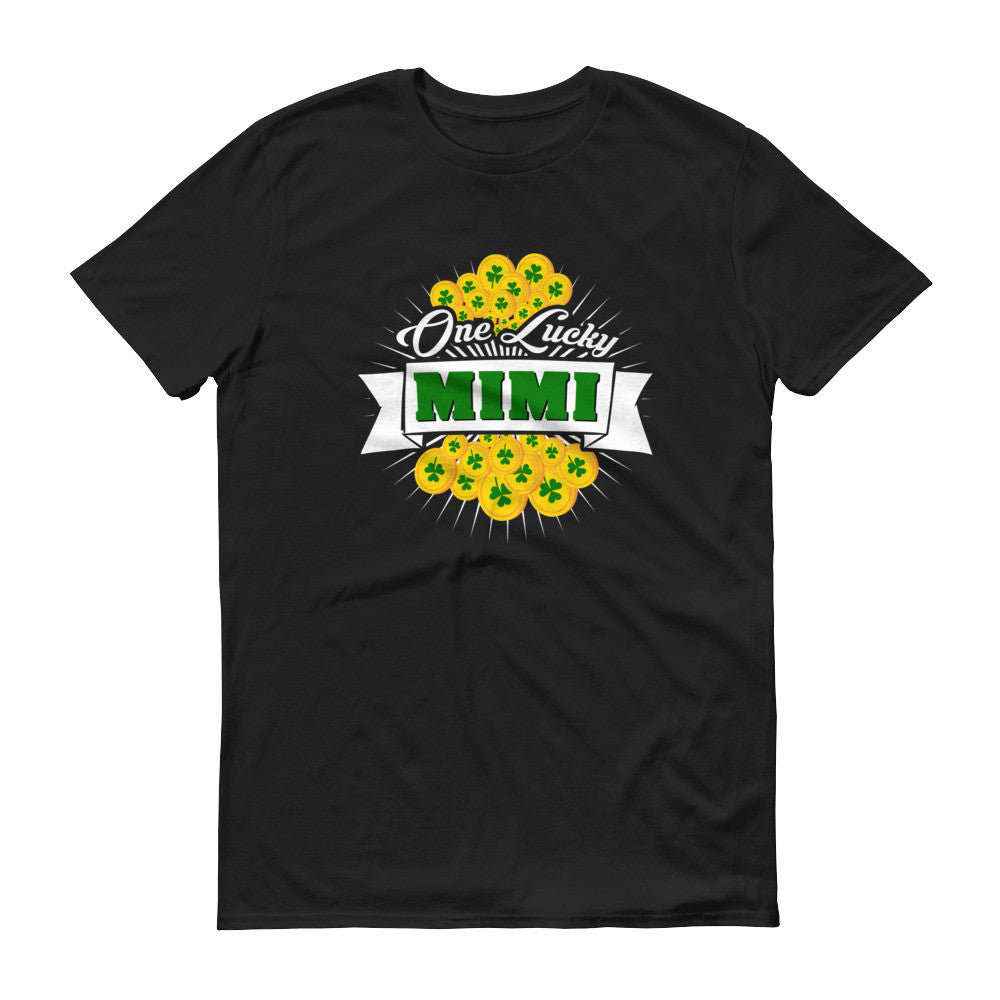Women's Fit - St Patrick's Day One Lucky Mimi T-Shirt