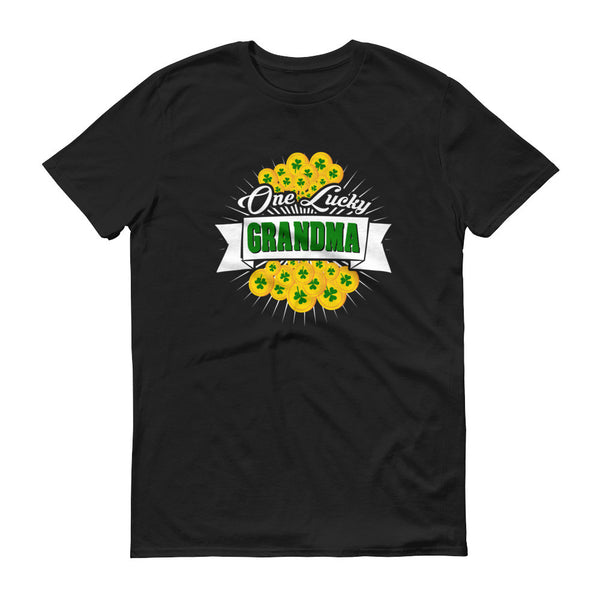Women's Fit - St Patrick's Day One Lucky Grandma T-Shirt