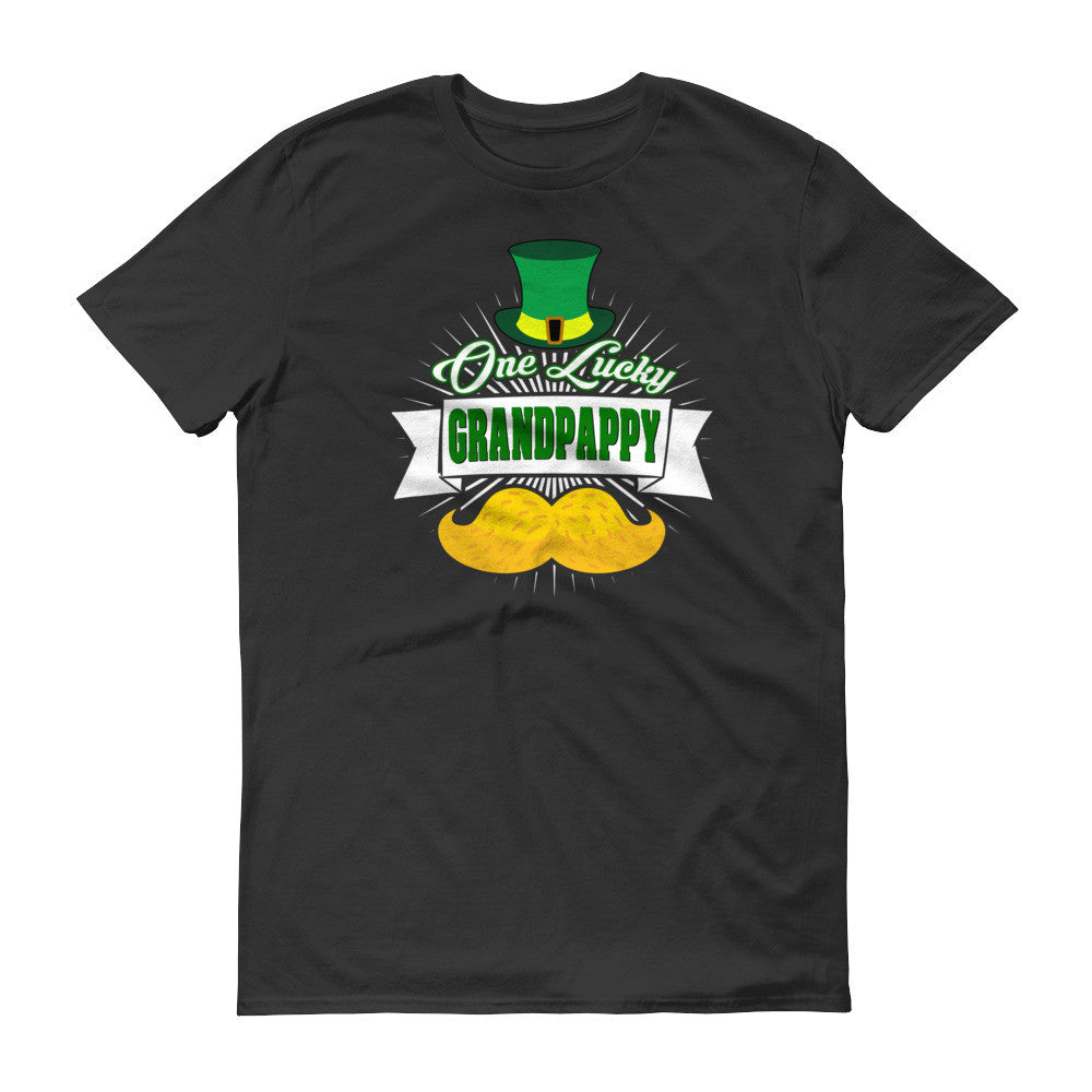 St Patrick's Day One Lucky Grandpappy T-Shirt