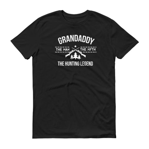 Grandaddy - The Man, the Myth, the Hunting Legend T-Shirt