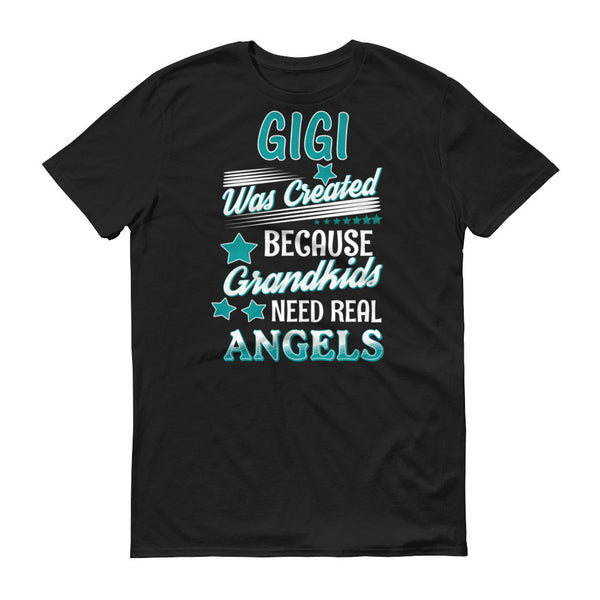 Grandkids Need Real Angels Shirts