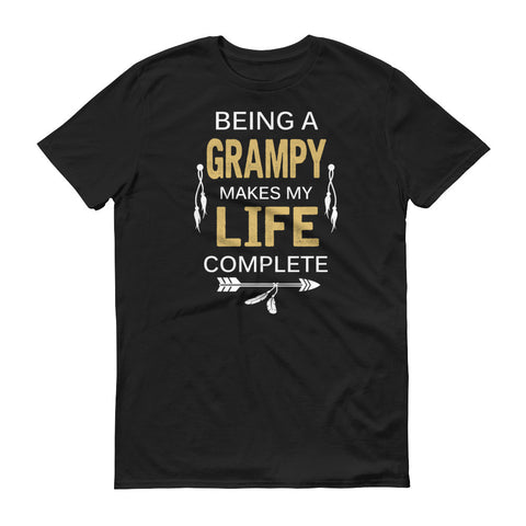 Being a Grampy Makes My Life Complete T-Shirt