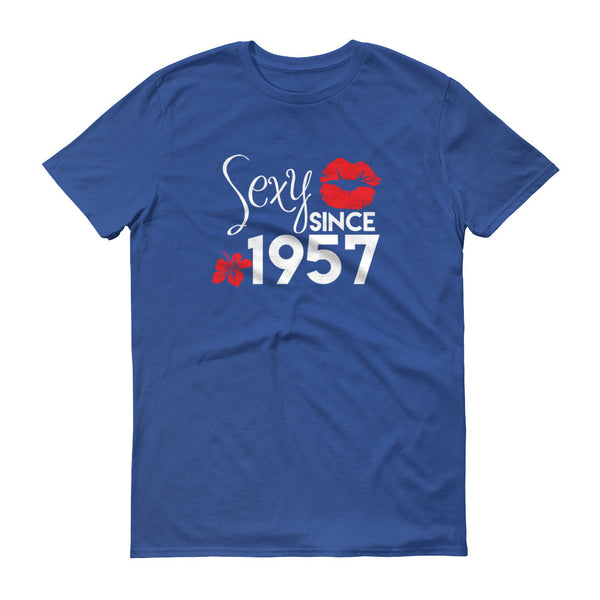 Sexy Since 1957 Birthday Shirt