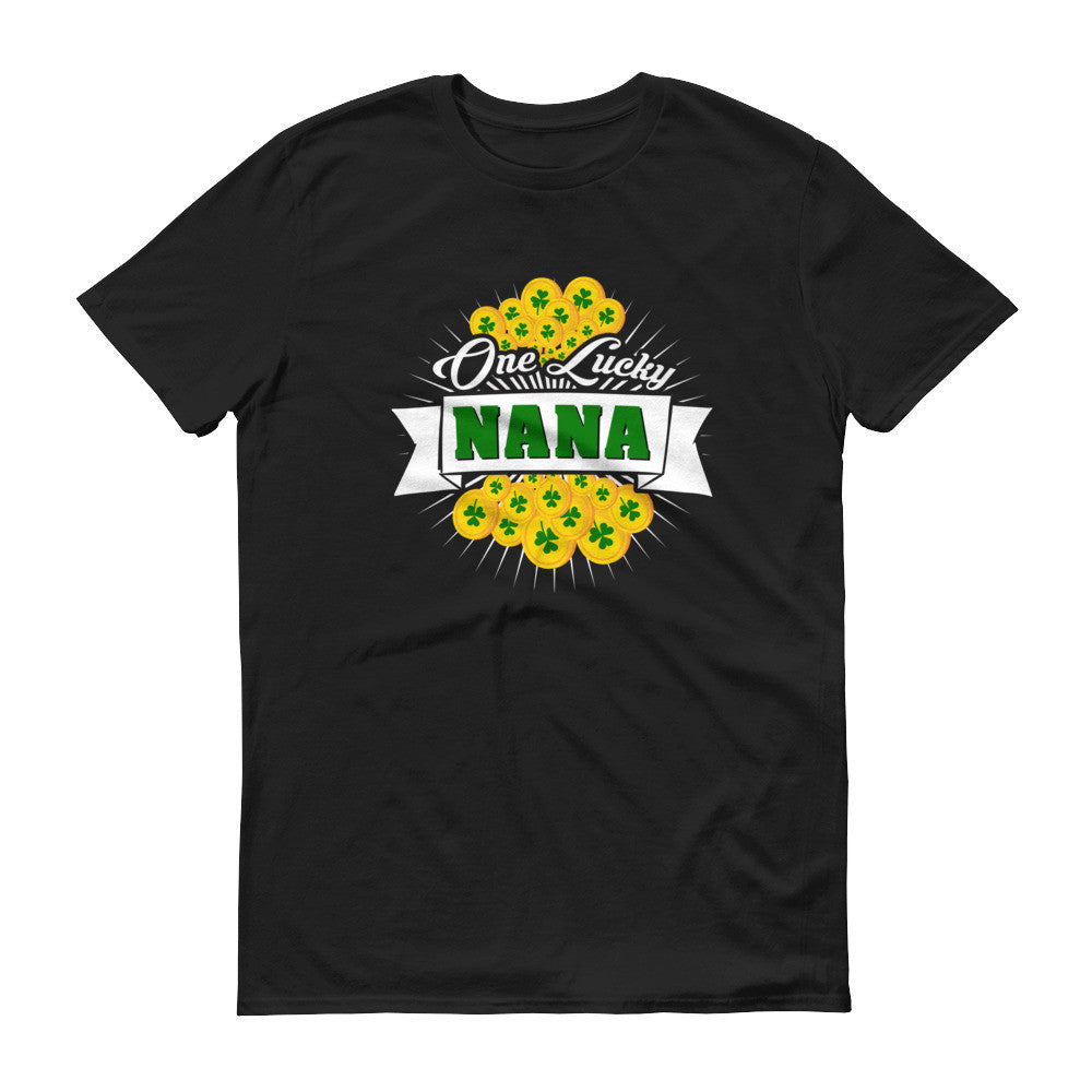 Women's Fit - St Patrick's Day One Lucky Nana T-Shirt