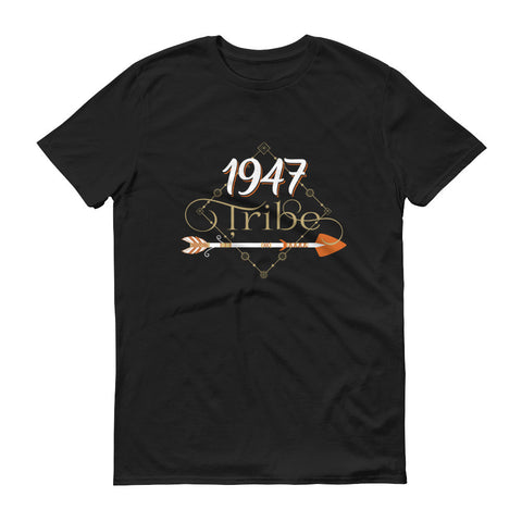 1947 Tribe Birthday Year Arrow Style Shirt