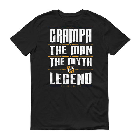 Grampa the man the myth the legend Shirt