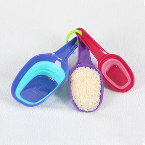 Kitchen Scoops - 3 Piece Set