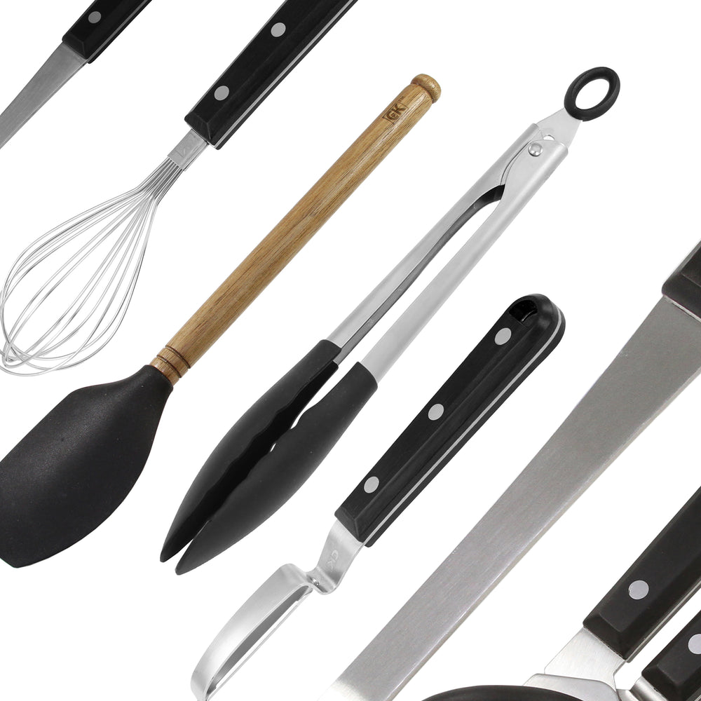 Craft Kitchen™ Silicone Tongs