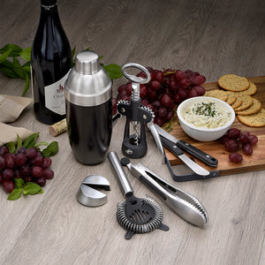Craft Kitchen™ Stainless Steel Ice Tongs