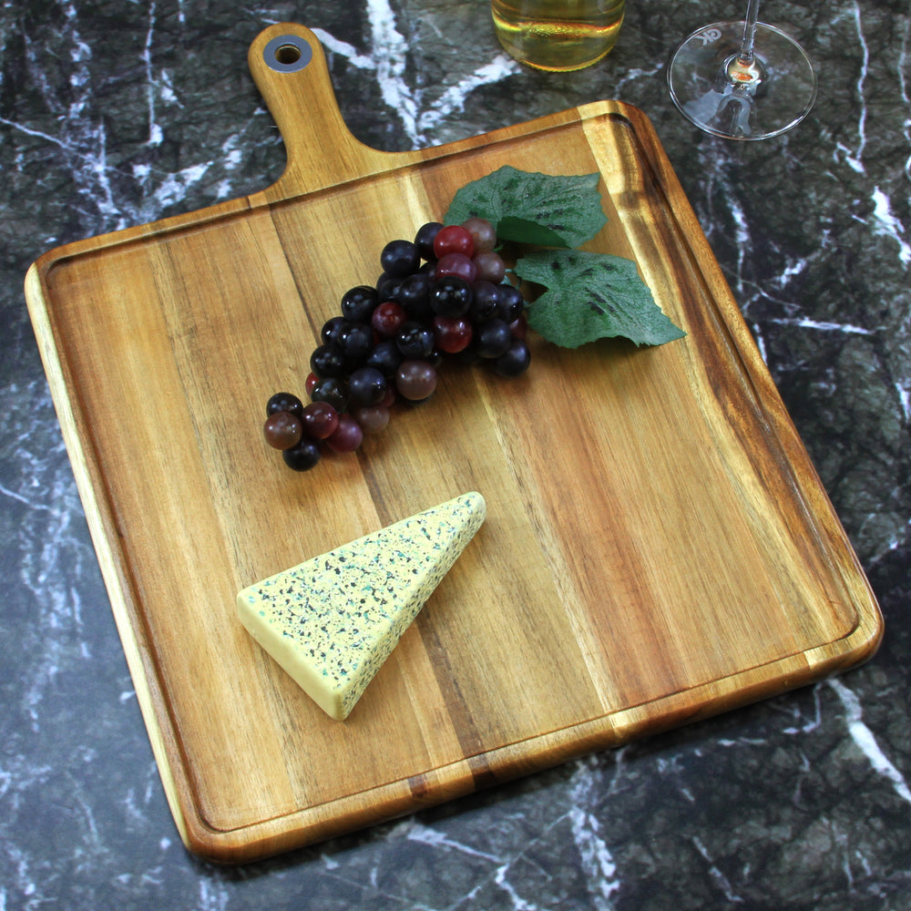 Craft Kitchen™ Square Serving Board