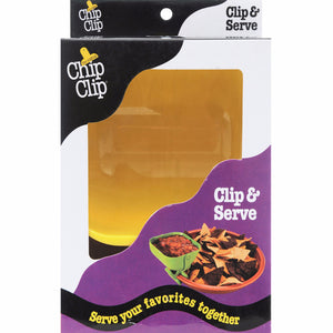 Clip and Serve in Yellow