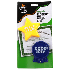 Chip Clip® Magnetic Honors Clips